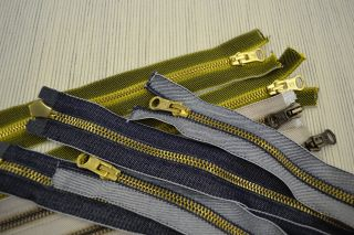 zippers 3metal denim